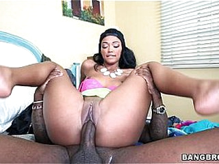 Sexy Young Black Teen