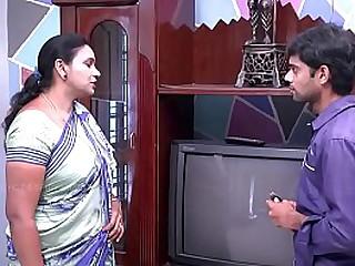 saree aunty put the kibosh on and rosy to TV repair boy .MOV