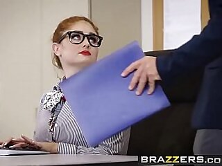 Brazzers - Big Tits encouragement under way - The aggregate Package scene working capital Lennox Luxe and Sean Malefactor